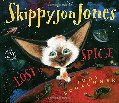 Skippyjon Jones-- Lost in Spice Book