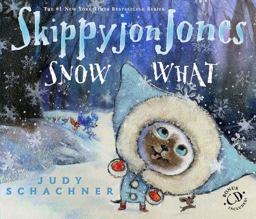 Skippyjon Jones, Snow What book