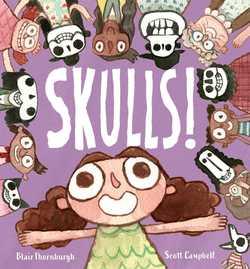 Skulls! book