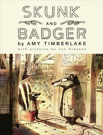 Skunk and Badger book