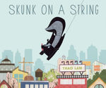 Skunk on a String book