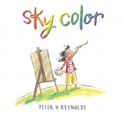 Sky Color book