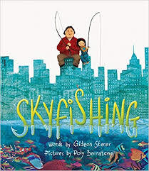 Skyfishing book