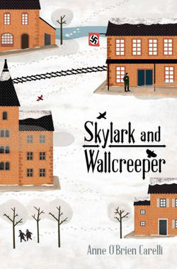 Skylark and Wallcreeper book