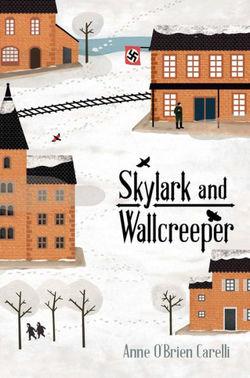 Skylark and Wallcreeper book
