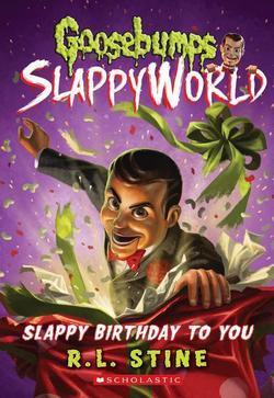 Slappy Birthday to You book