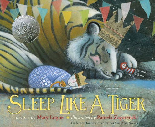 Sleep Like a Tiger book