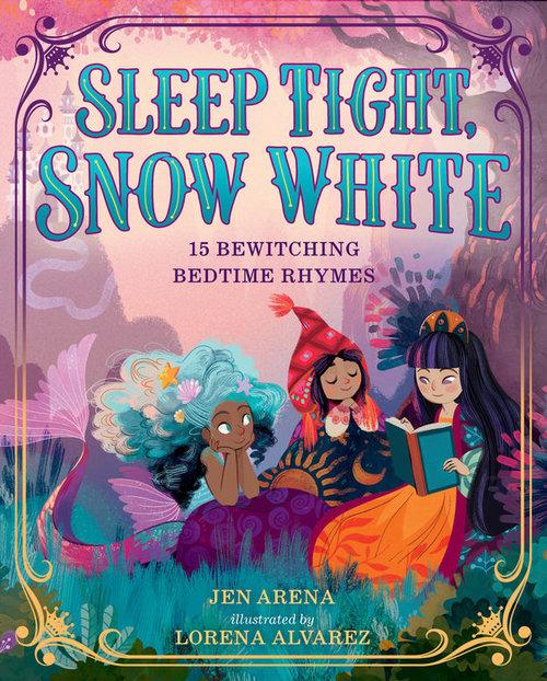 Sleep Tight, Snow White book