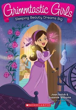 Sleeping Beauty Dreams Big book