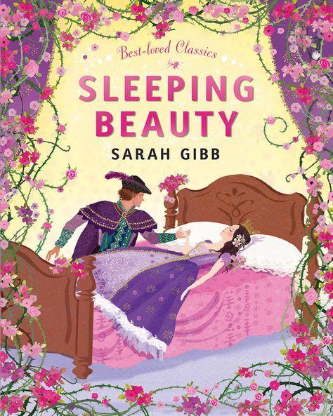 Sleeping Beauty book