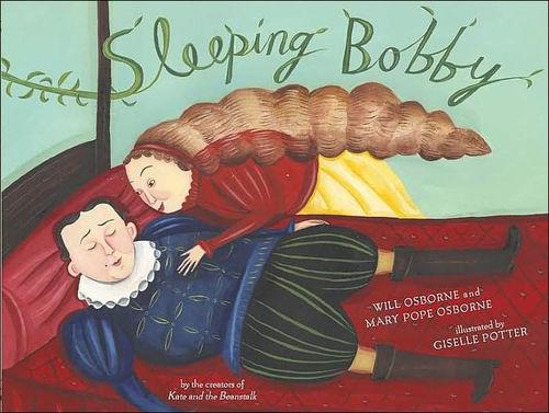 Sleeping Bobby book