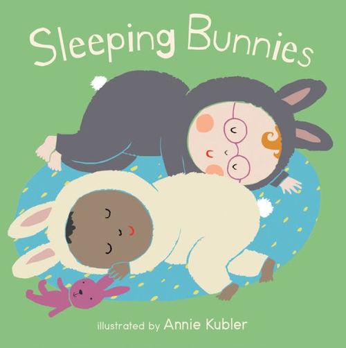 Sleeping Bunnies book