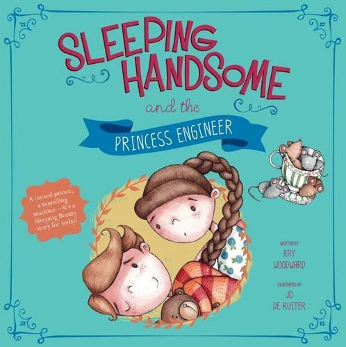 Sleeping Handsome and the Princess Engineer book