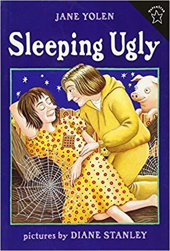 Sleeping Ugly book