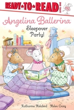 Sleepover Party! book