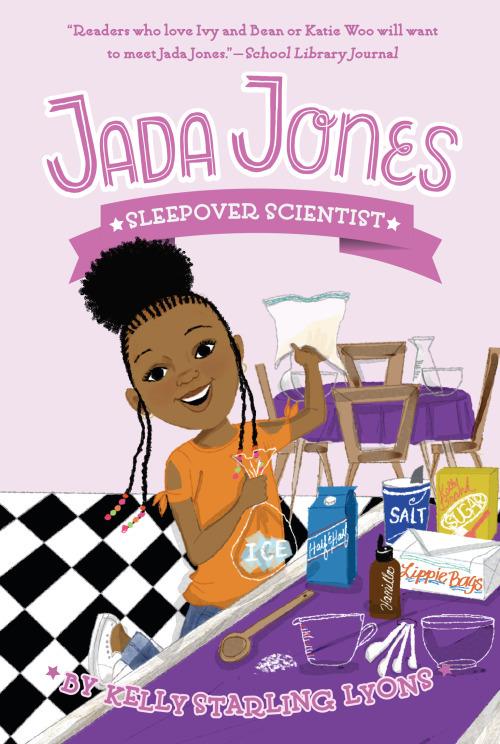 Sleepover Scientist #3 book