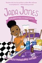 Sleepover Scientist #3 book