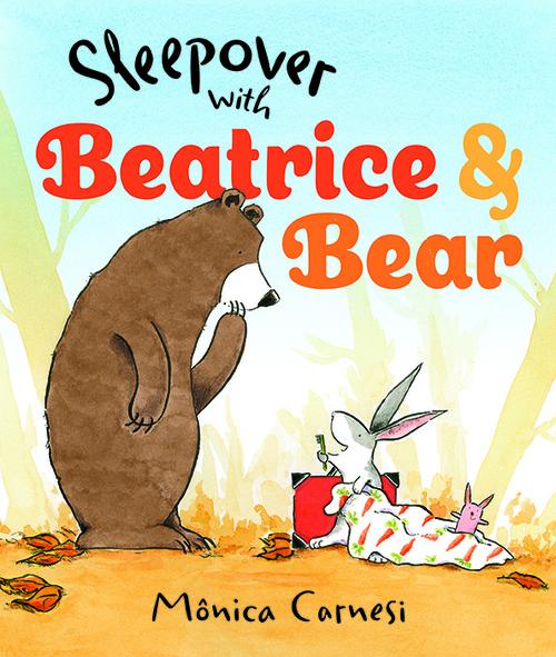 Sleepover with Beatrice & Bear book