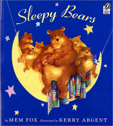 Sleepy Bears book