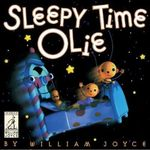 Sleepy Time Olie book