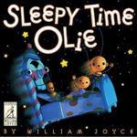 Sleepy Time Olie book