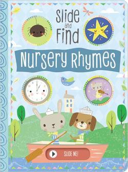 Slide and Find Nursery Rhymes book
