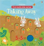 Slide and See Taking Away in the Garden book