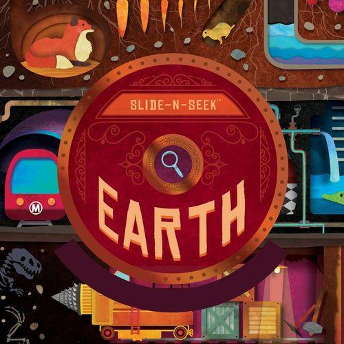 Slide-N-Seek Earth book