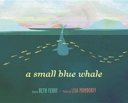 Small Blue Whale book