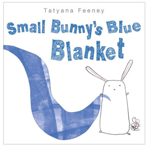 Small Bunny's Blue Blanket book