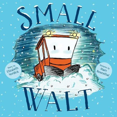 Small Walt book