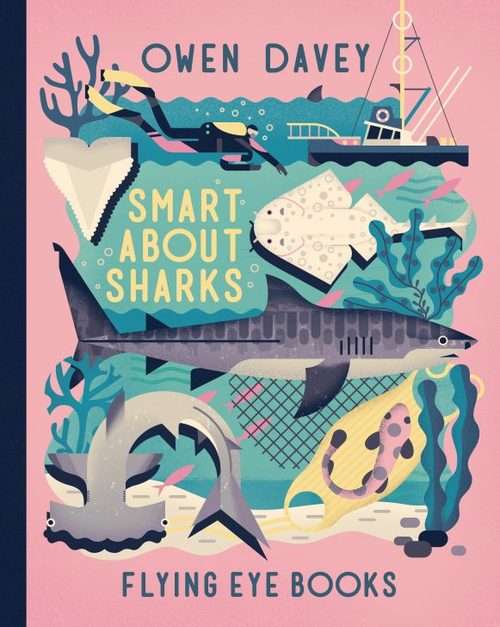 Smart about Sharks book