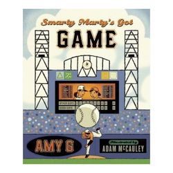Smarty Marty's Got Game book