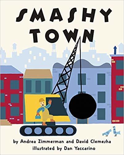 Smashy Town book