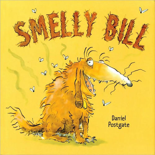 Smelly Bill book