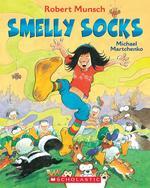Smelly Socks book