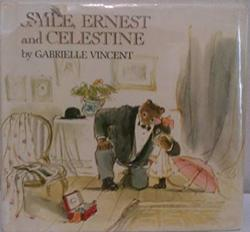 Smile, Ernest and Celestine book
