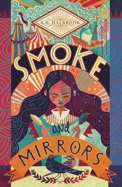 Smoke and Mirrors book