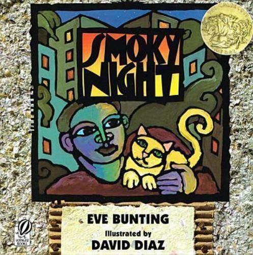 Smoky Night book