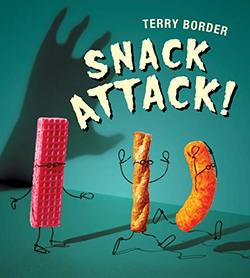 Snack Attack! book