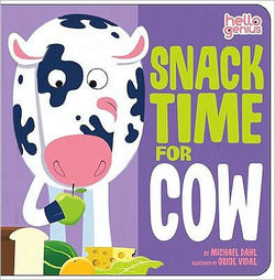 Snack Time for Cow book