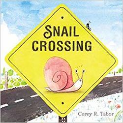 Snail Crossing book