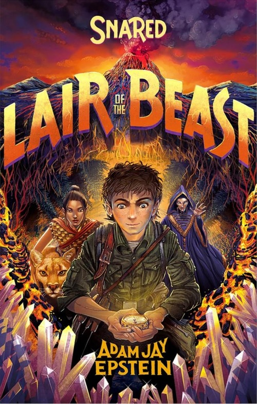Snared: Lair of the Beast book
