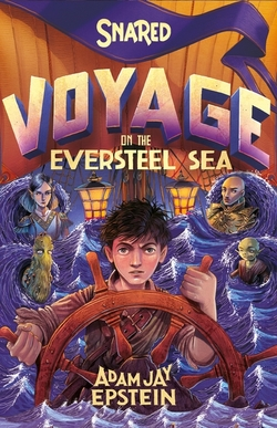 Snared: Voyage on the Eversteel Sea book