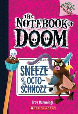 Sneeze of the Octo-Schnozz book
