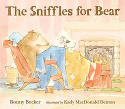 Sniffles for Bear book