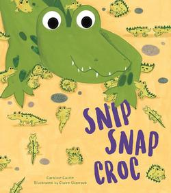 Snip Snap Croc book