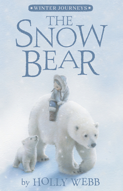 Snow Bear book