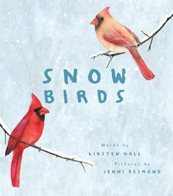 Snow Birds book