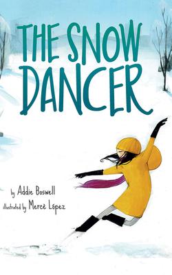 Snow Dancer book